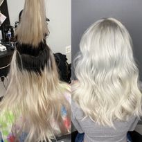 COLOR CORRECTION: Seven Months Of Regrowth Challenge