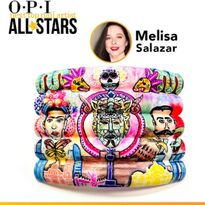 OPI and NAILS Name Next Top Nail Artist All Star