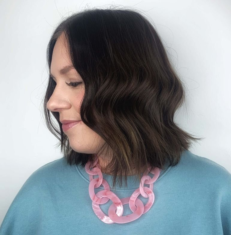 <p>Voila! Beach waves for a new decade.</p>