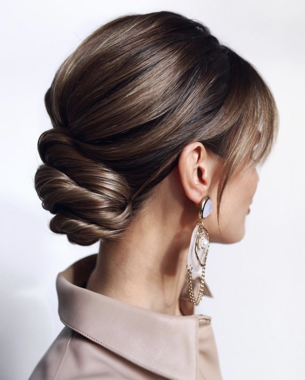 Obsessed with the Effortless Elegance of @tonyastylist