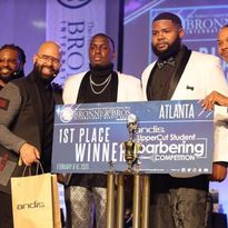 Talented Winners of Andis Barbering Competition Announced