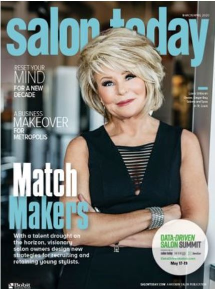 <p>SALON TODAY, the must-read for the salon owner and manager.</p>
