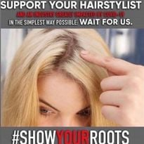 "#ShowYourRoots Campaign Urges Clients to ""Wait for Us"""