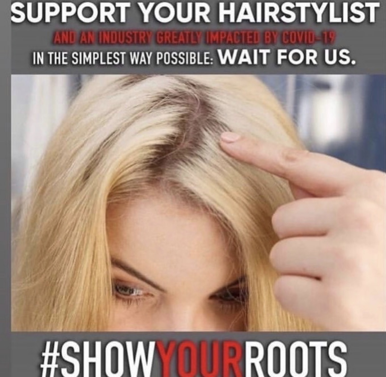 #ShowYourRoots Campaign Urges Clients to
