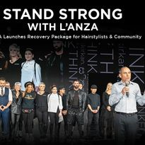 L'Anza Supporting Stylists, Salons and the Community