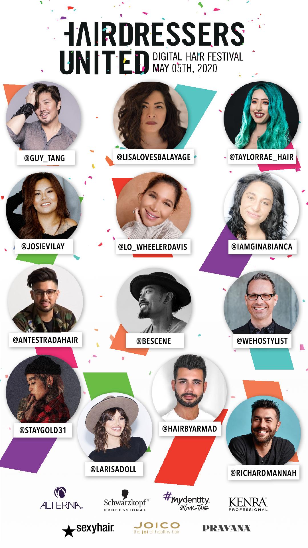 Henkel BeautyPresents Online Global Hair Festival
