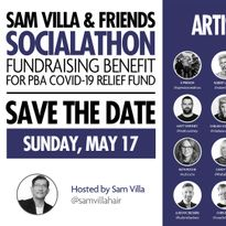 The Sam Villa company has contributed over $25K to the relief fund so far, and with a little...
