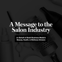 A Message to the Salon Industry
