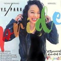 Stylist Designs Y.S. Park ProfessionalPride Edition Comb