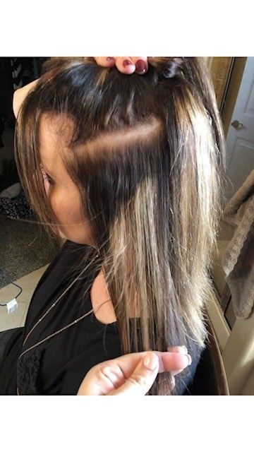 <p>Amy shows an example of a correction she did over the last year. Her client came in with a very unfortunate color mishap that left her hair spotty, inconsistent and irreparably damaged and broken beyond repair.&nbsp;</p>