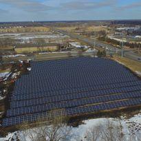 Aveda Activates 3.6 Acre Solar Array at Minnesota Headquarters