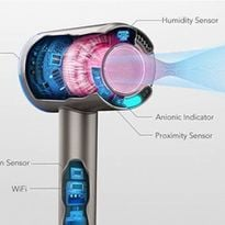 Tineco MODA ONE Hair Dryer Launches with Smart Sensor Technology
