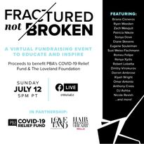 Fractured Not Broken: Wella Virtual Fundraiser Slated for July 12