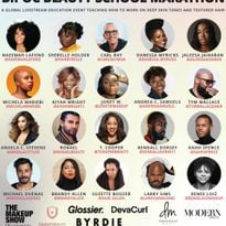 20 of the industry's top artists behind the hair and faces of Beyoncé, Michelle Obama, Tyra...