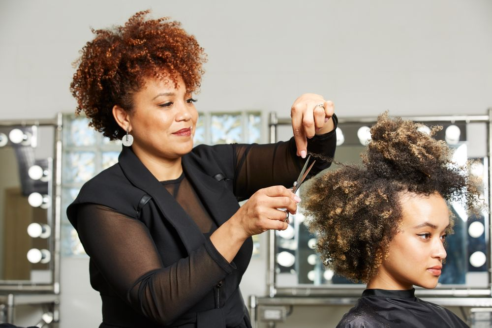 <p>&ldquo;I love transformations in the salon, taking damaged hair and creating healthy hair. Helping people see the possibilities in their hair, even in the first visit, and the reaction on their face when they look at themselves&mdash;it&rsquo;s what I live for!&rdquo;<br />