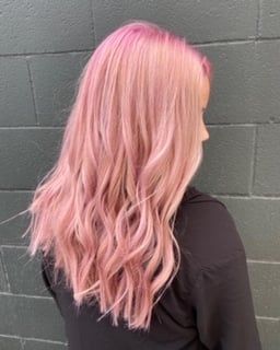 Is Pink the New White Blonde?