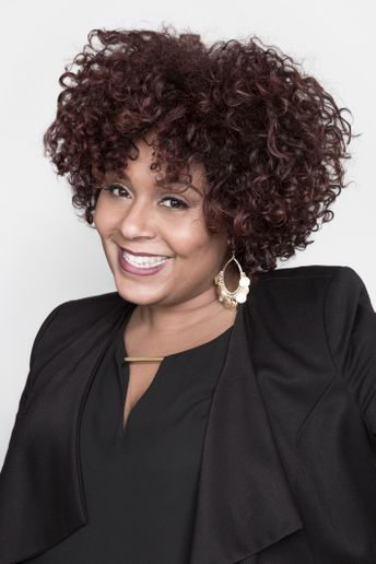 Michaella Blissett Williams, owner, [salon] 718.