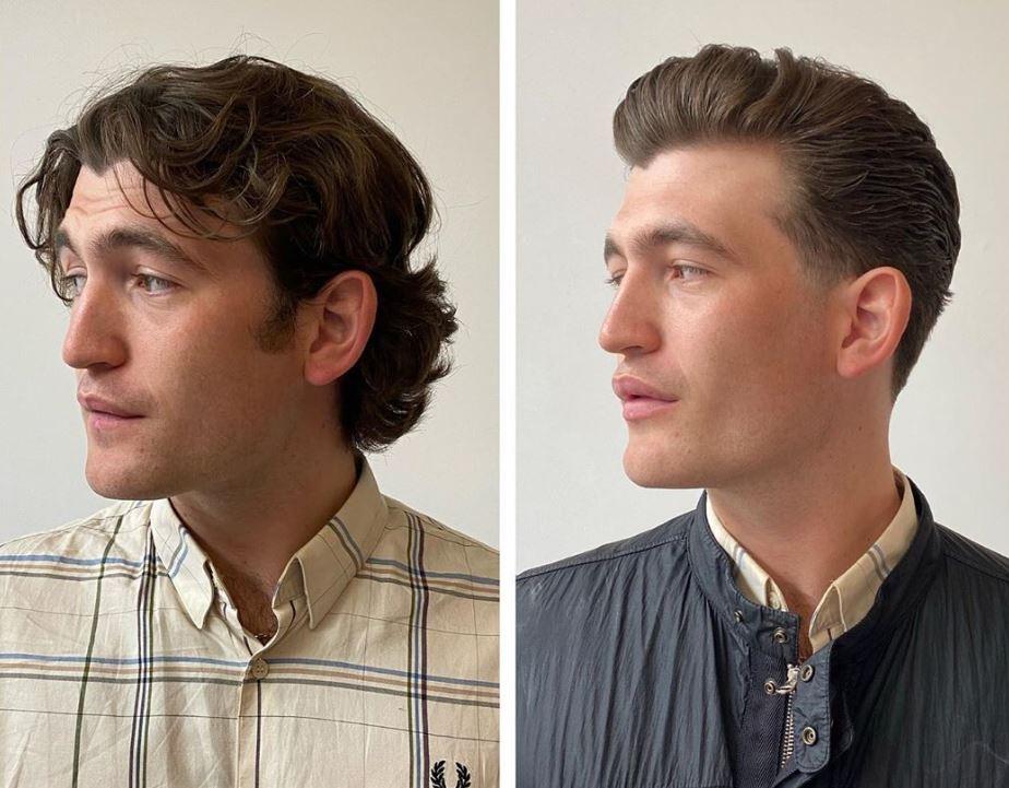 Slideshow: Post-Quarantine Men's Cuts
