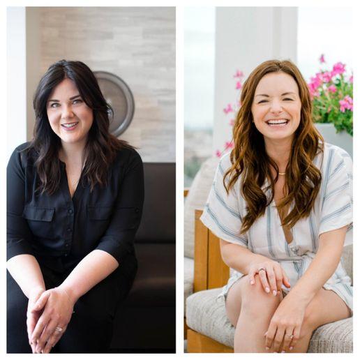 Kati Whitledge and Britt Seva  -
