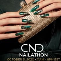 CND NAILATHON, Oct. 5: A Full Day of Information and Inspiration