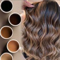 SLIDESHOW: Coffee-Inspired Hair Color for National Coffee Day