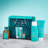 The Marvelous Mrs. Maisel and Moroccanoil Professional Limited Edition Set