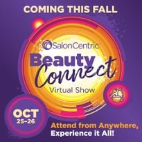 SalonCentric Hosting Virtual World of Beauty, Oct. 25-26
