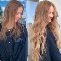 Helping Hair Grow Stronger While Wearing Extensions