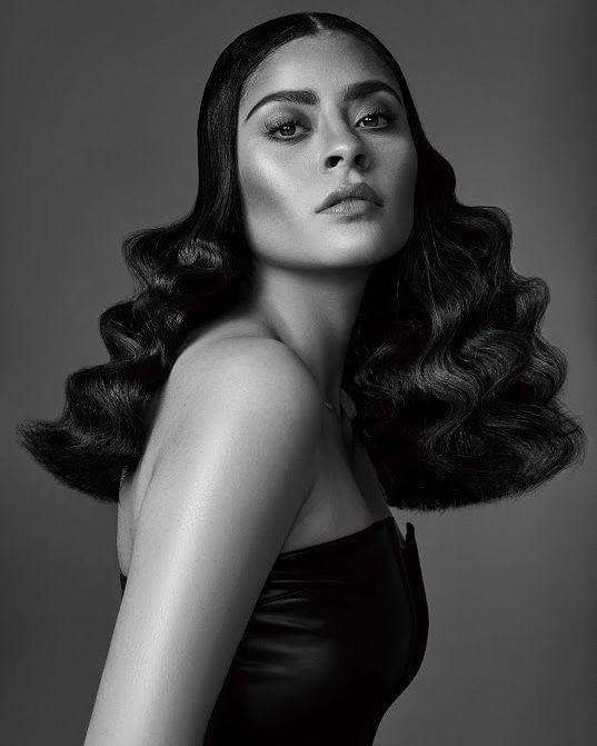 <p>Hair by Adrean de la Parra</p>
