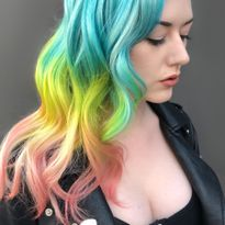 Tropical Rainbow Formula