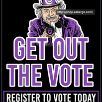 Get Out the Vote with ERGO: Register to Vote, Get 25% Off