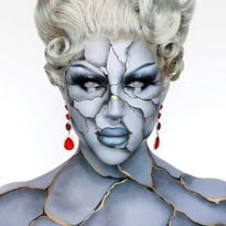 SLIDESHOW: Haunting Halloween Makeup Looks