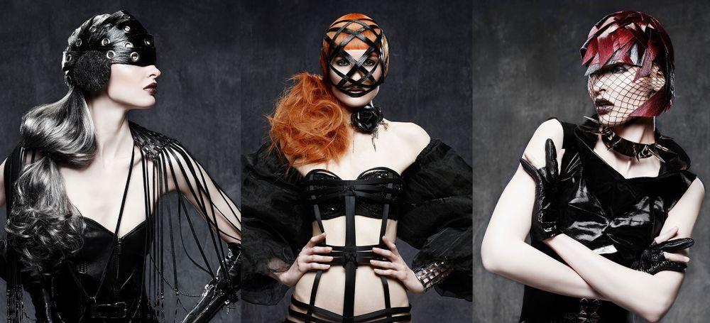 <p>Hair by Dilek Onur-Taylor</p>  <p>Make up artist: David Maderich</p>  <p>Fashion stylist: Rod Novoa</p>