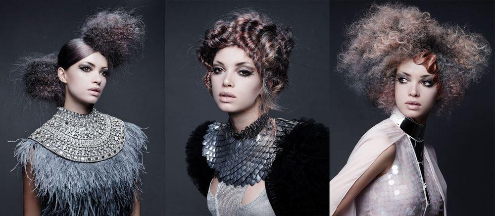 <p>Hair by Michelle O&rsquo;Connor</p>  <p>Make up artist: David Maderich</p>  <p>Fashion stylist: Rod Novoa</p>