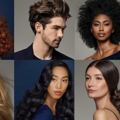 Editorial edge and salon styling merge in R+Co BLEU's groundbreaking new range of consciously...
