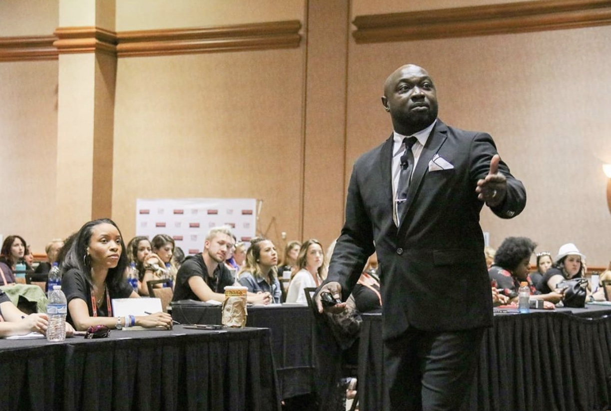 Career Counseling and Mentorship to Create Change in the Pro Beauty Industry