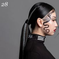 Supercuts LA Winners of the 2020 Student Styling Photo Online Competition