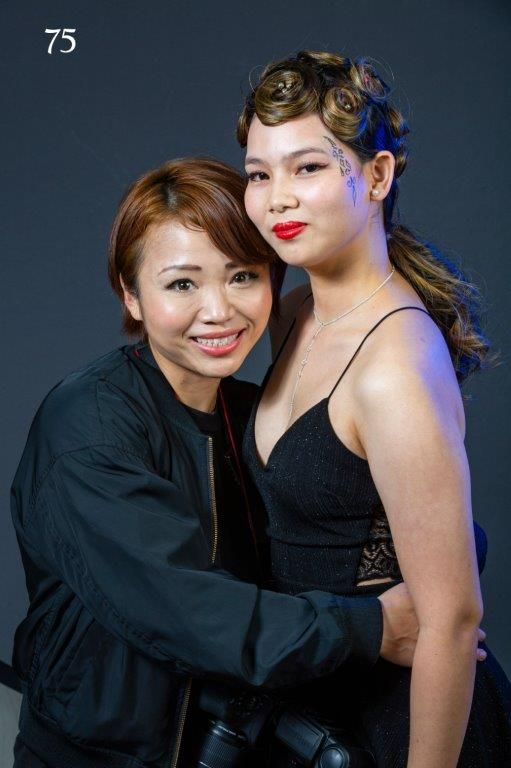 <p>Top Ten Stylist &ndash; <strong>Sakino Hikichi-Nguyen</strong></p>