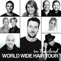 You're Invited to Join the Davines World Wide Hair Tour in the Cloud