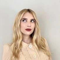 Emma Roberts/ Hair by Nikki Lee