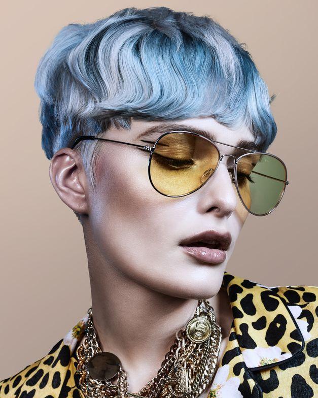 <p>Photographer: Kevin Luchmun</p>  <p>Color: Stuart Matuska</p>  <p>Makeup: Kelly Mendiola</p>  <p>Styling: Dr. Manrutt Wongkaew</p>
