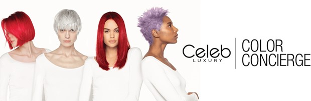 Celeb Luxury Makes Salon Professionals Available for Custom Color Consultations