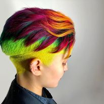 Colorists Jessica Phillips and Kel Tanner collaborated on this look that pushed the boundaries...