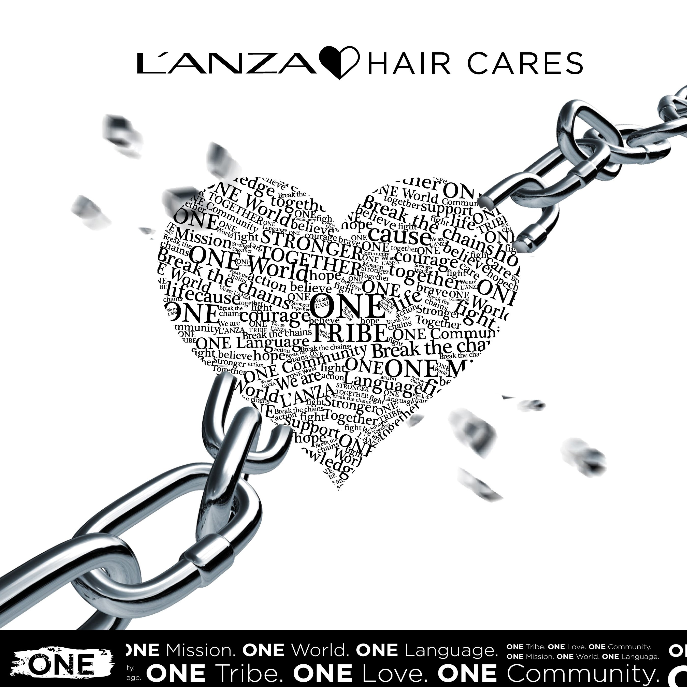 L'ANZA Joins the Fight to End Human Trafficking