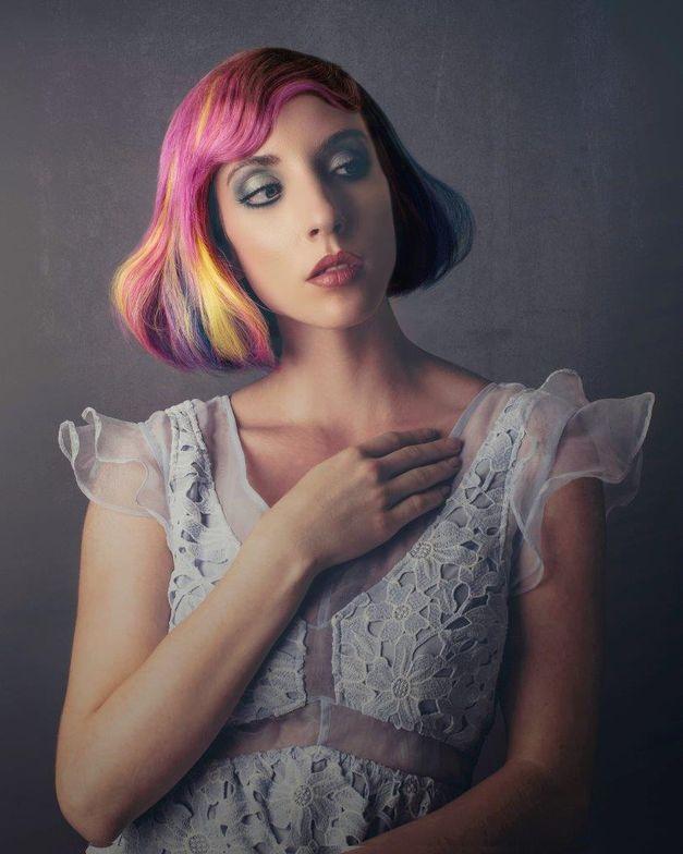 "<p><a href=""https://www.instagram.com/amberh1013/"">Amber Hensley</a></p>  <p>Aveda Institute Tucson</p>  <p>Photographer:&nbsp;Heidi Gress</p>"