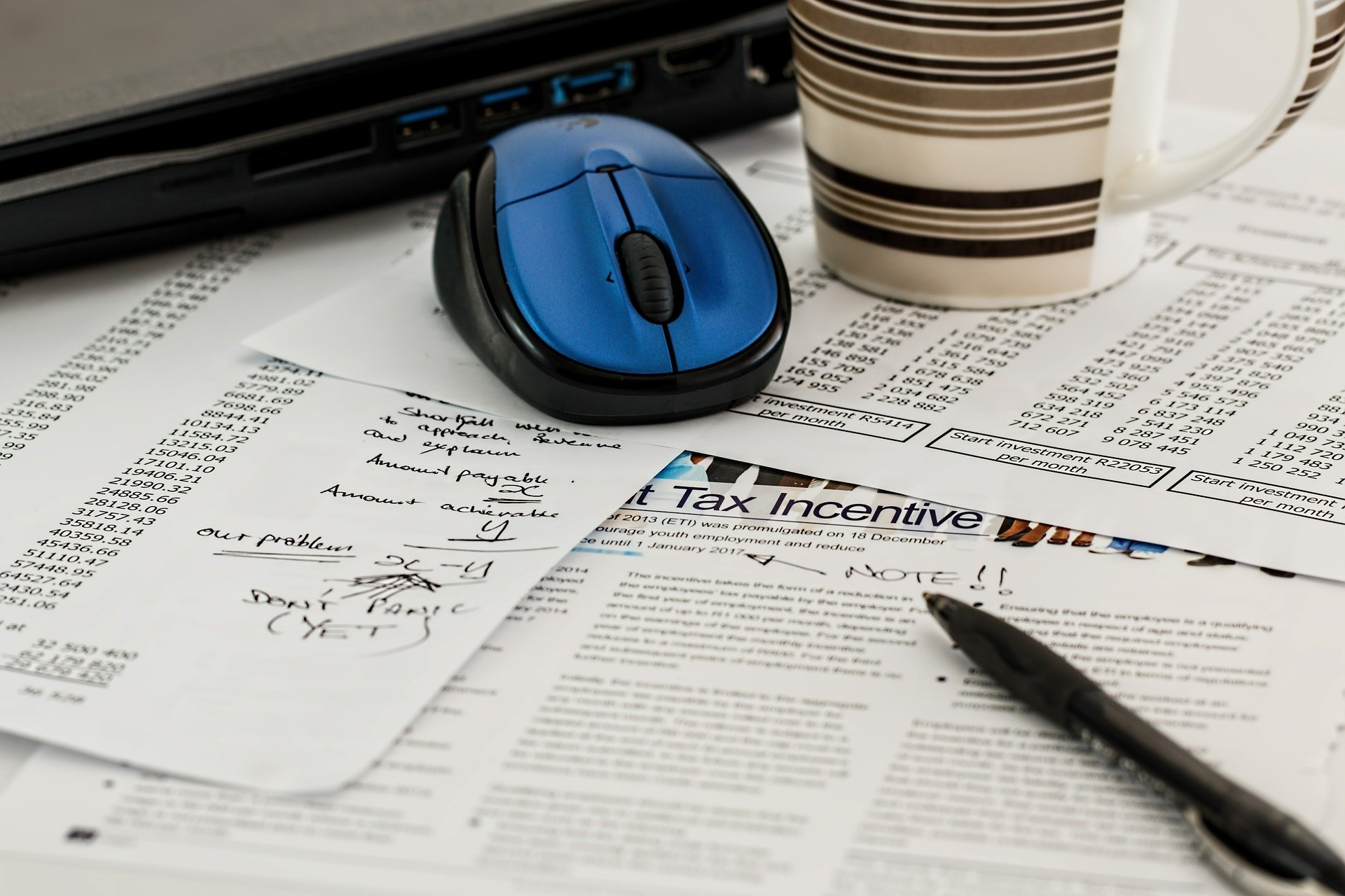 Tips to Make Filing Your Taxes Easier