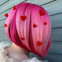Painted With Love: 9 Hair Color Ideas for Valentine's Day