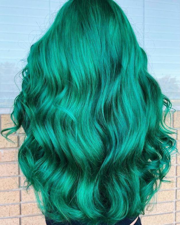 <p><em><strong>Green Goddess &quot;After&quot;</strong></em></p>