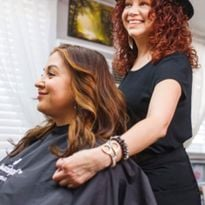 Cruz Martinez, owner of Glory Salon and a Schwarzkopf Professionals Ask Expert