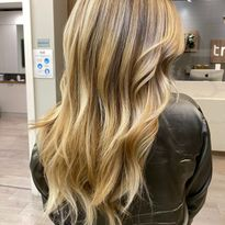 This Celebrity Stylist Shares His Blonde Caramel Corrective Color Tutorial
